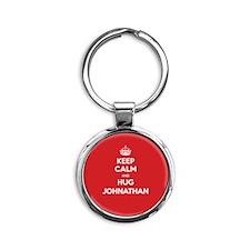 Hug Johnathan Keychains