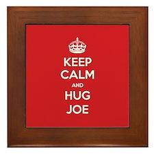 Hug Joe Framed Tile