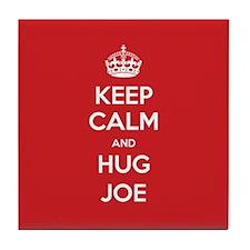 Hug Joe Tile Coaster