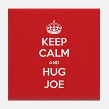 Hug Joe Tile Coaster