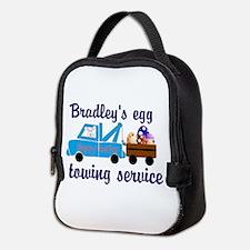 Boys Easter Neoprene Lunch Bag