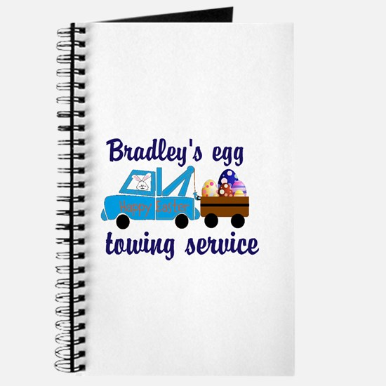 Easter Egg Towing Journal