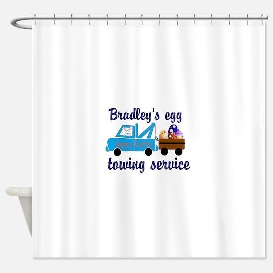 design Shower Curtain