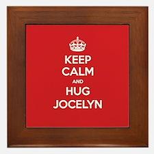 Hug Jocelyn Framed Tile