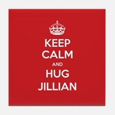 Hug Jillian Tile Coaster