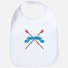 Crawl Walk Row Bib