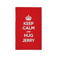 Hug Jerry 3'x5' Area Rug