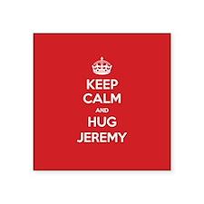 Hug Jeremy Sticker
