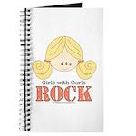 Girls with Curls Rock Journal