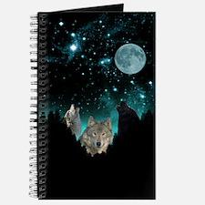 Wolves Twilight Journal