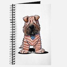 Shar Pei Caricature Journal