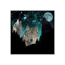 Wolves Twilight Sticker