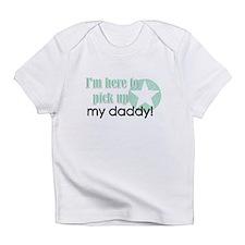 Cute Army brat mom Infant T-Shirt