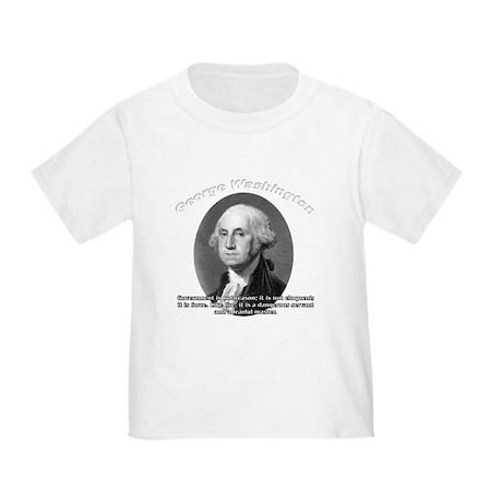 George Washington 02 Toddler T-Shirt