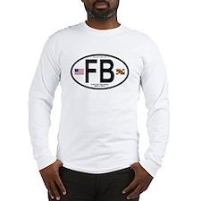 Frostburg Euro Oval Long Sleeve T-Shirt