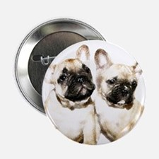 "French Bulldogs 2.25"" Button"