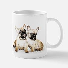 French Bulldogs Mugs