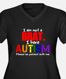 Please be patient with me Plus Size T-Shirt