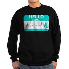 Gynecologic Cancer Survivor Sweatshirt