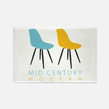 Mid Century Modern Chairs Magnets