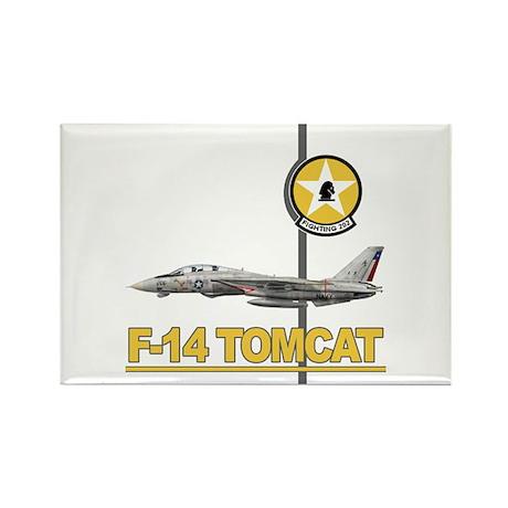 VF-202 Superheats Rectangle Magnet (10 pack)