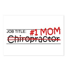 Job Mom Chiropractor Postcards (Package of 8)