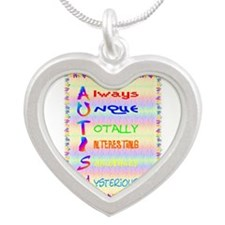 meaning of autism 2.png Necklaces