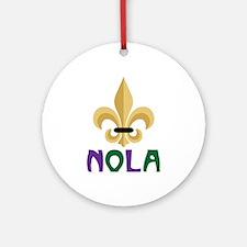 NOLA Ornament (Round)