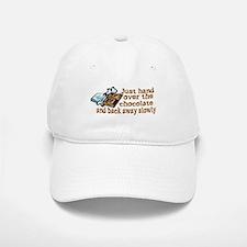 Gimme Chocolate Baseball Baseball Cap