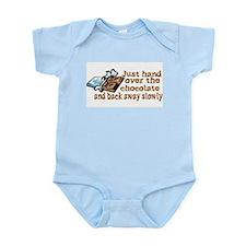Gimme Chocolate Infant Bodysuit