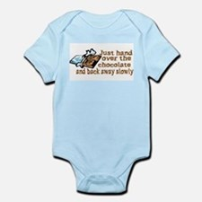 Gimme Chocolate Infant Bodysuit