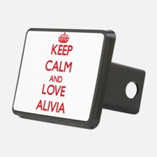 Keep Calm and Love Alivia Hitch Cover
