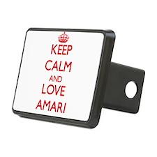 Keep Calm and Love Amari Hitch Cover
