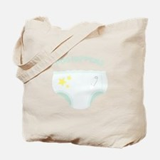 POO HAPPENS Tote Bag