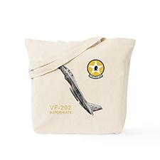 VF-202 Superheats Tote Bag