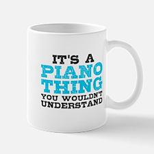 Piano Thing Mug