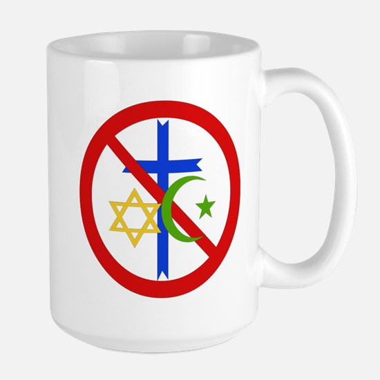No Religion Mugs