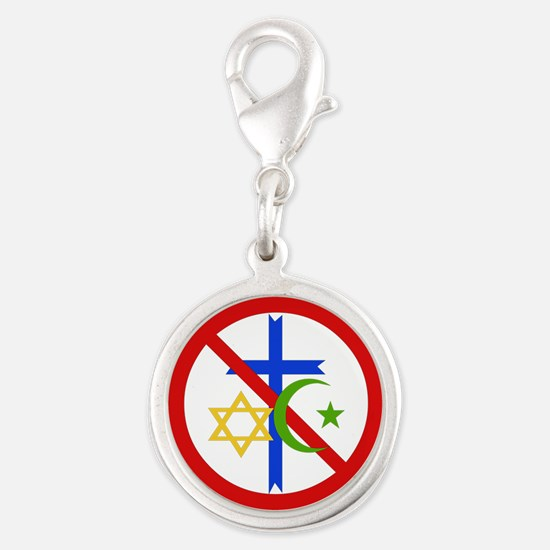 No Religion Charms