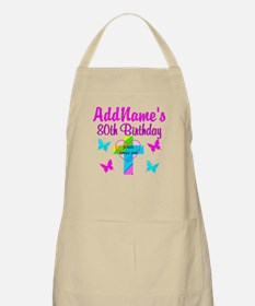 80TH JESUS LOVES Apron