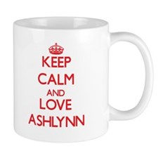 Keep Calm and Love Ashlynn Mugs