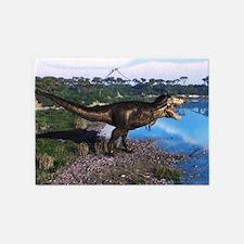Tyrannosaurus 2 5'x7'Area Rug