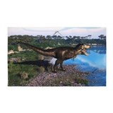 Tyrannosaurus rex 3x5 Rugs