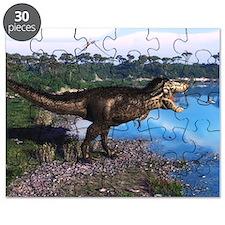 Tyrannosaurus 2 Puzzle
