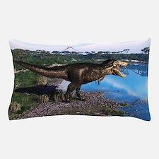 Tyrannosaurus 2 Pillow Case