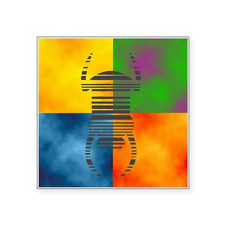 Travel In Color Sticker