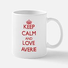 Keep Calm and Love Averie Mugs