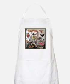 There Be Dragons Apron