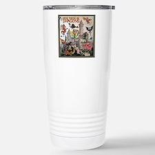 There Be Dragons Travel Mug