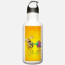Easter Bunny decoratin Water Bottle