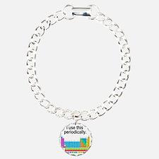 I Use This Periodically Bracelet